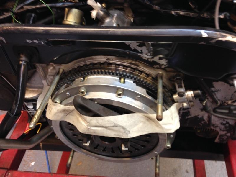 grande révision Porsche 993 01010