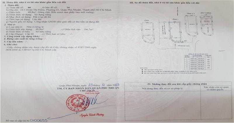 Diễn đàn rao vặt: Dịch Vụ Đăng Bộ Nhà Đất Quận Gò Vấp Dang2010