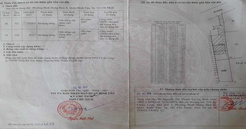 Diễn đàn rao vặt: Dịch Vụ Làm Sổ Hồng Quận Gò Vấp Hc3acn11