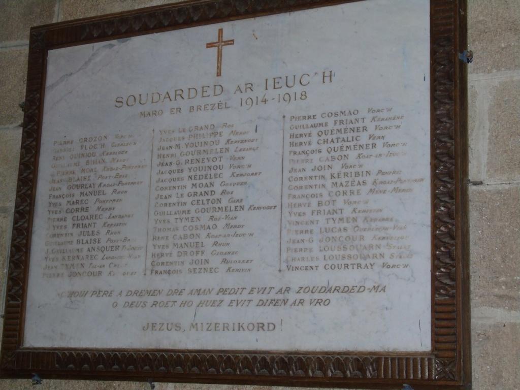[ Histoires et histoire ] Monuments aux morts originaux Français Tome 2 - Page 17 Dsc01318