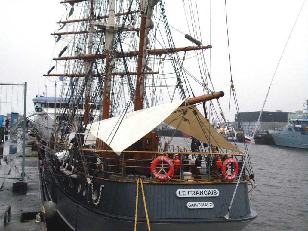 [ Marine à voile ] Vieux gréements - Page 10 Dsc06914