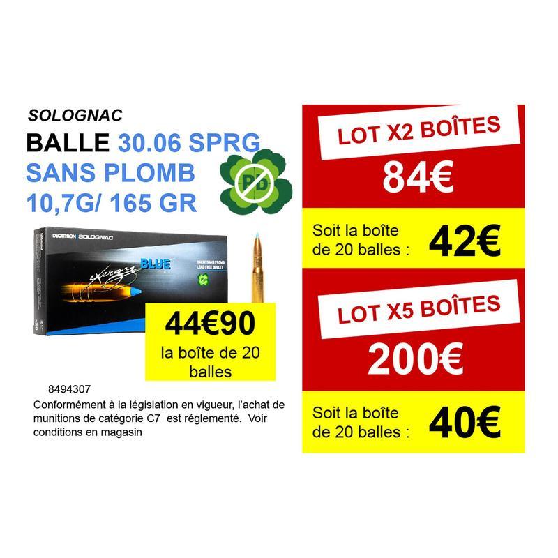 Solognac Blue en 30-06 Balle_11
