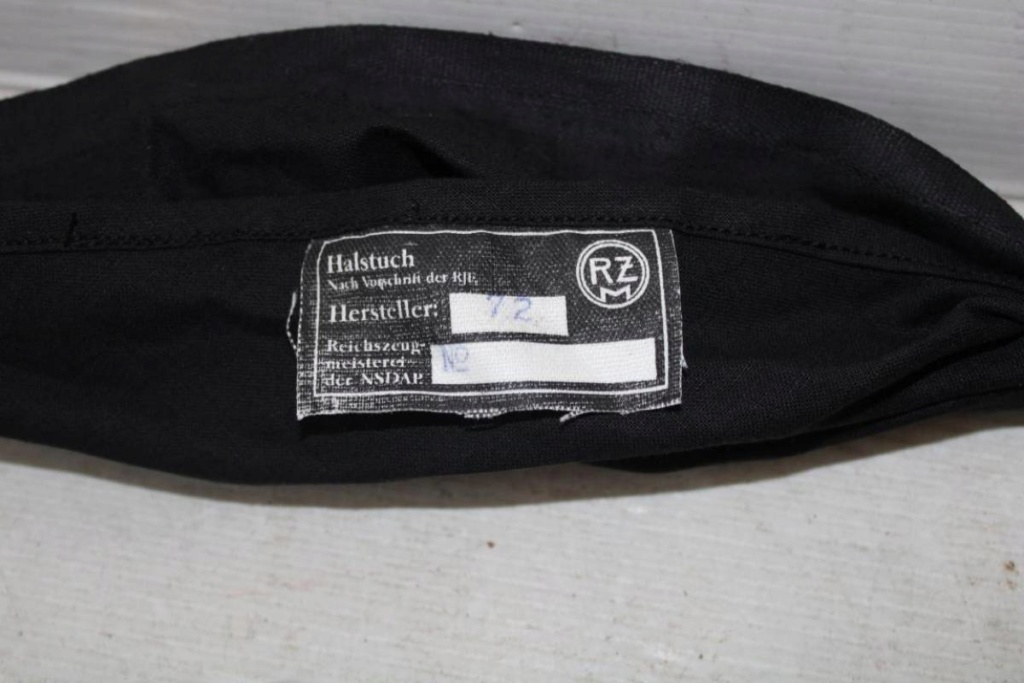 Foulard HJ RZM identification. H-800-11