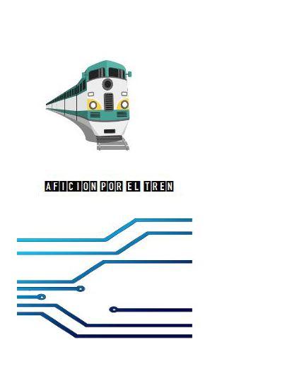 Afición por el tren