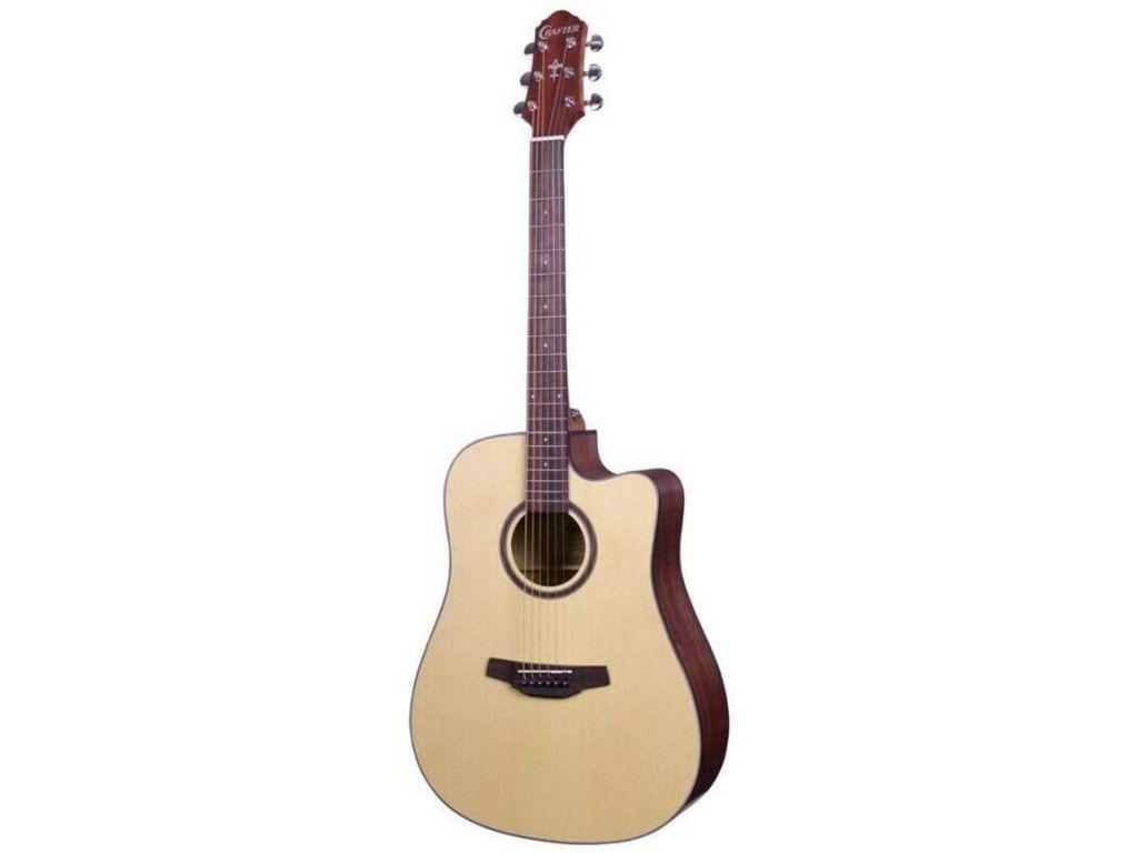 Nuova chitarra acustica Crafter 3711-c10