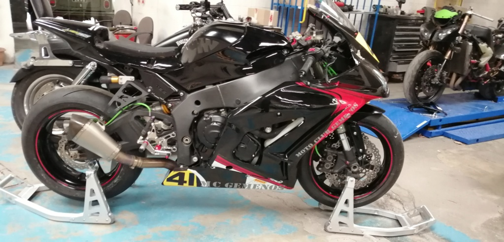 MA MOBYLETTE Zx10r11