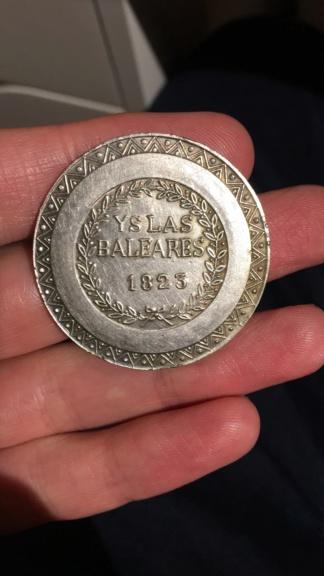 Me presento con moneda yslas baleares 0b1bc210