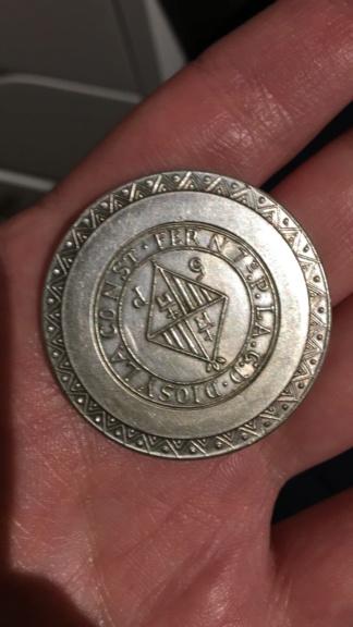 Me presento con moneda yslas baleares Bcccb510