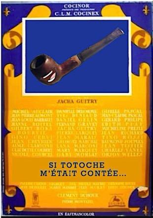 Si Versailles m'était conté ...ou pas  Et l'affiche est de Brase d'Anjou Tc1010