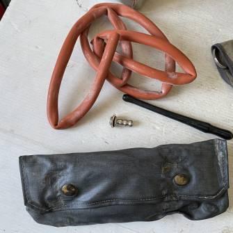 reconstituer une Sacoche de médecin Mdle 1937 H-335-21