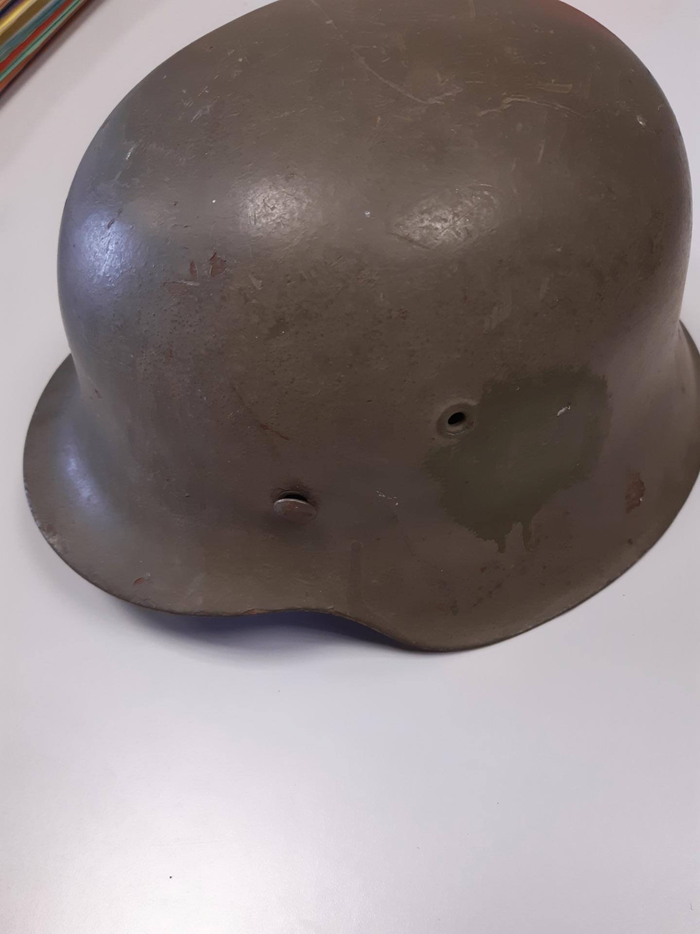 Identification casque allemand w2 M42 20200511