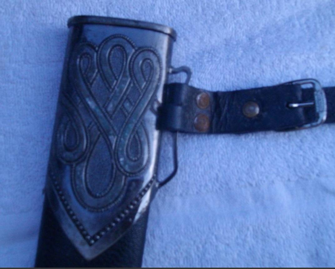 Identification dague RAD ww2 20200516