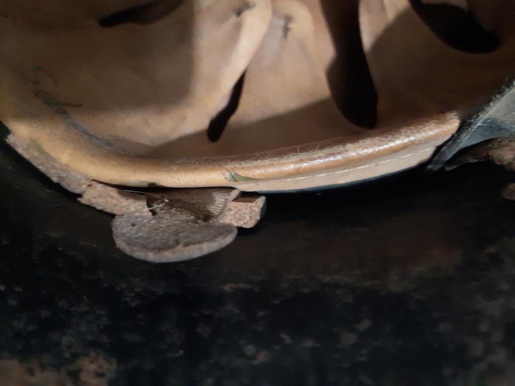 Identification casque alu allemand ww2 20201224