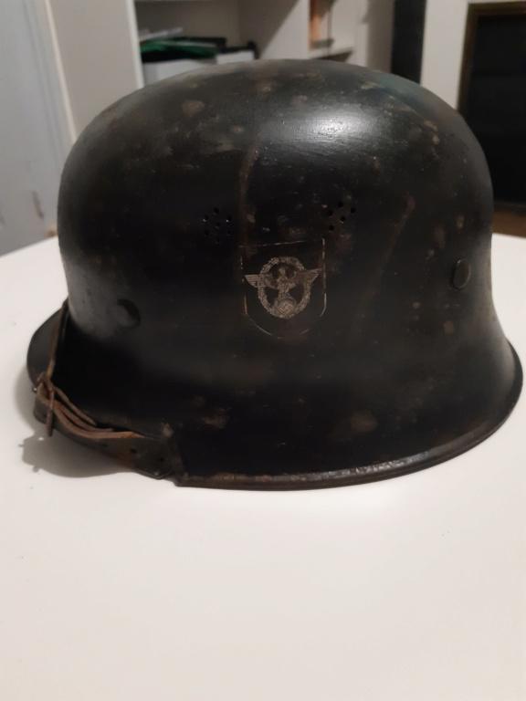 Identification casque alu allemand ww2 20201225