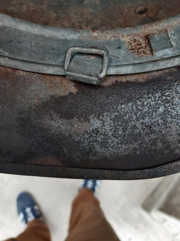 Identification casque allemand ww2 20210417