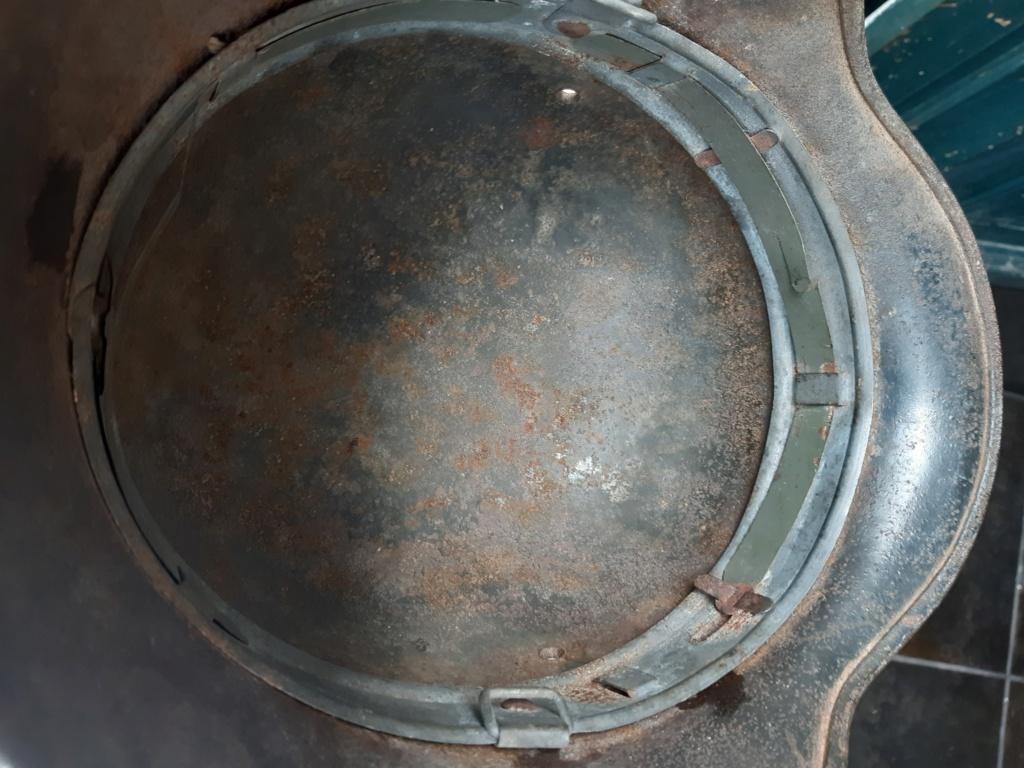 Identification casque allemand ww2 20210421