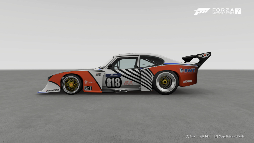 TEC R4 24 Heures du Mulsanne - Livery Inspection - Page 3 47540f10