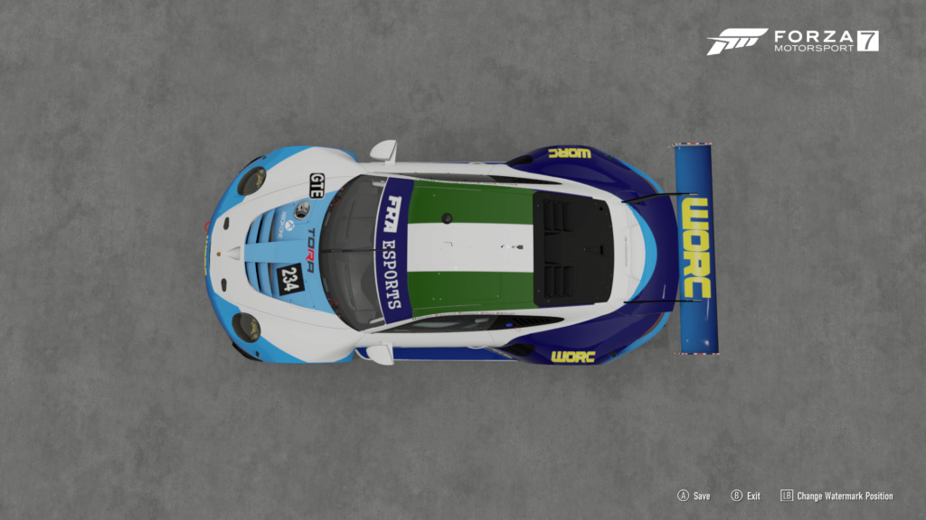 TORA 24 Hours of Le Mans - Livery Inspection 4aa6bc10