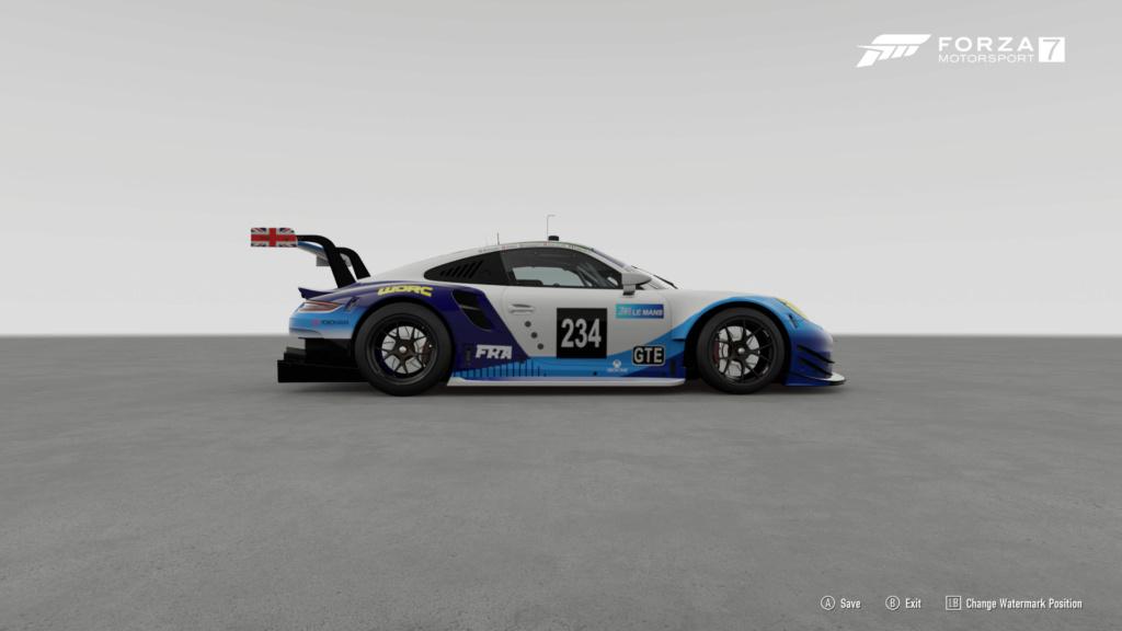 TORA 24 Hours of Le Mans - Livery Inspection 5294da10