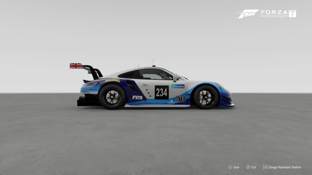 TORA 24 Hours of Le Mans - Livery Inspection 66df8d10