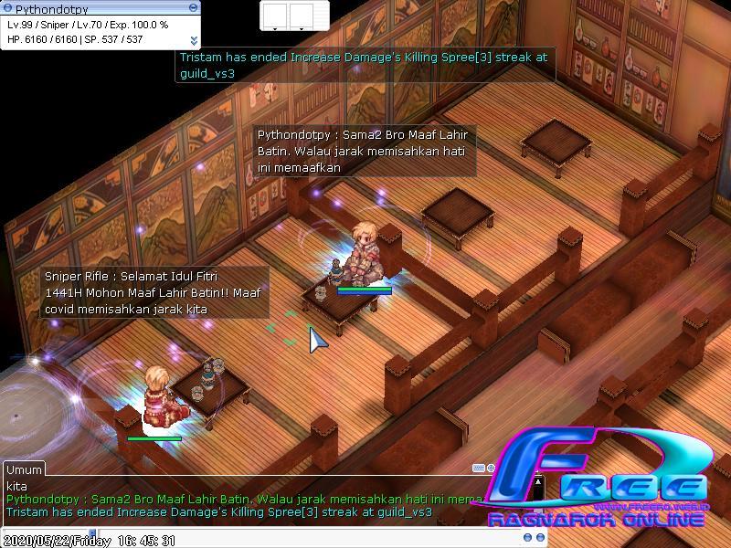 Event Screenshot Idul Fitri 2020 Screen12