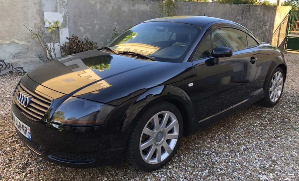 Quelques photos de mon Audi TT MK1 180 CV 399d2010
