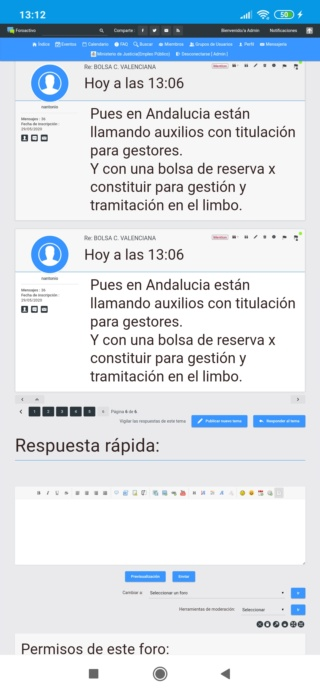 Mensajes con versión móvil se duplican e incluso triplican Screen36
