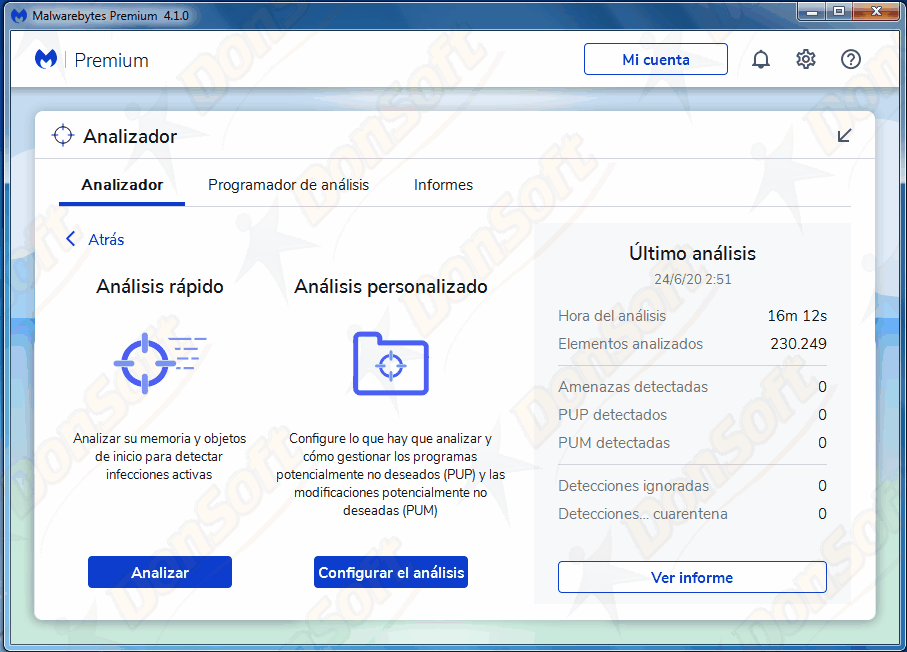 Manual Malwarebytes Antimalware 4.xx 1010
