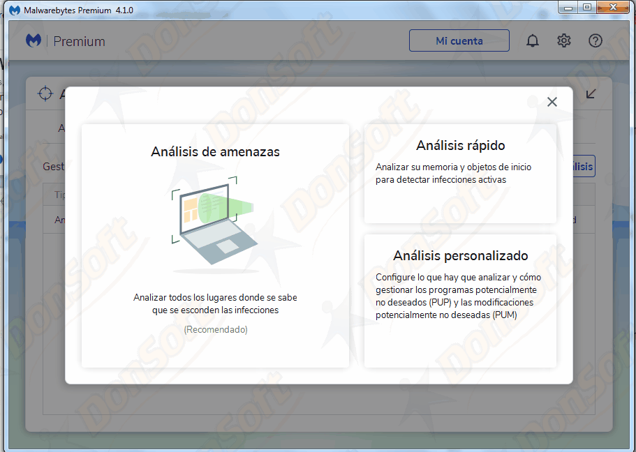 Manual Malwarebytes Antimalware 4.xx 1210