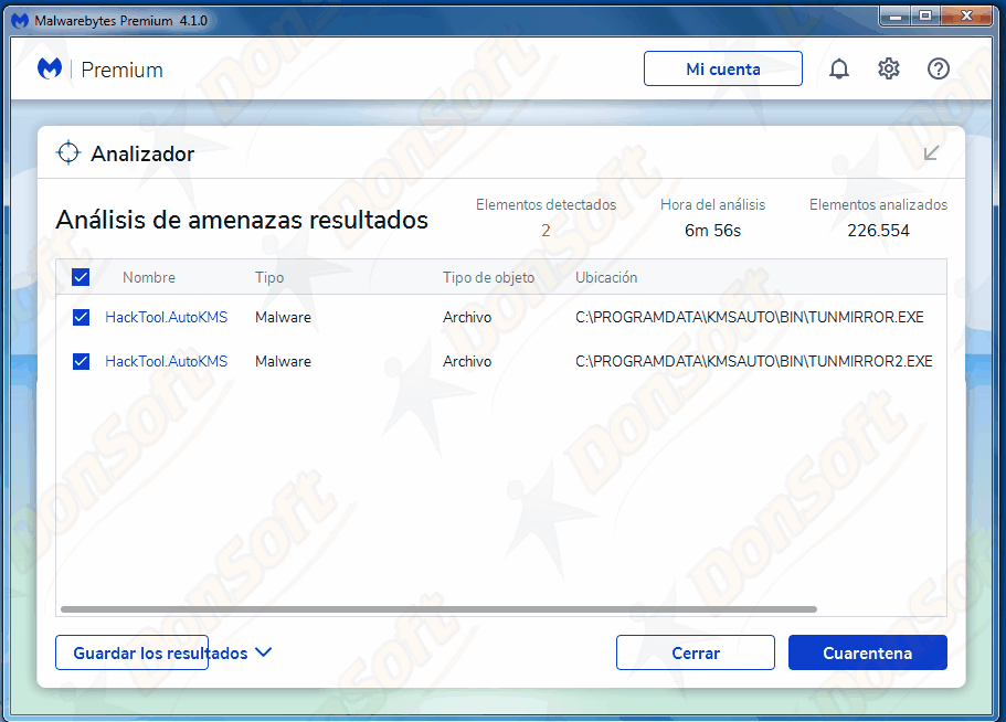 Manual Malwarebytes Antimalware 4.xx 1410
