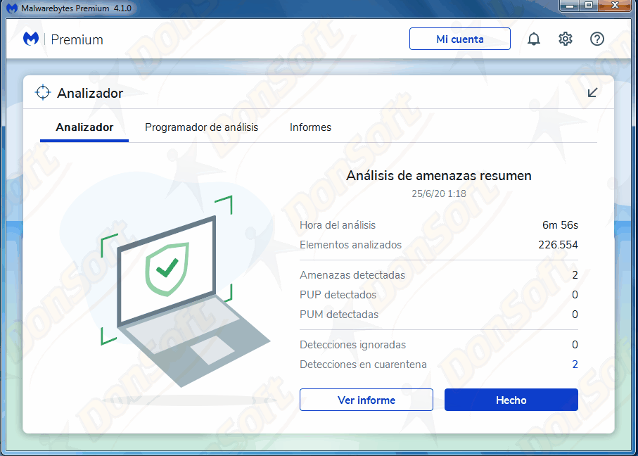 Manual Malwarebytes Antimalware 4.xx 1510