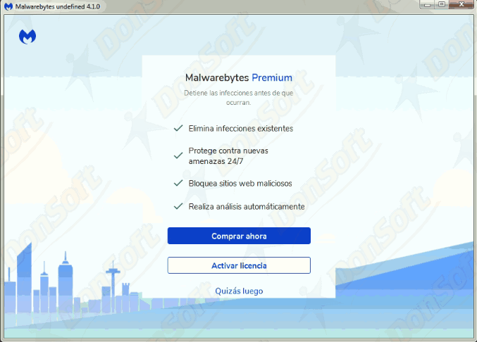 Manual Malwarebytes Antimalware 4.xx 610