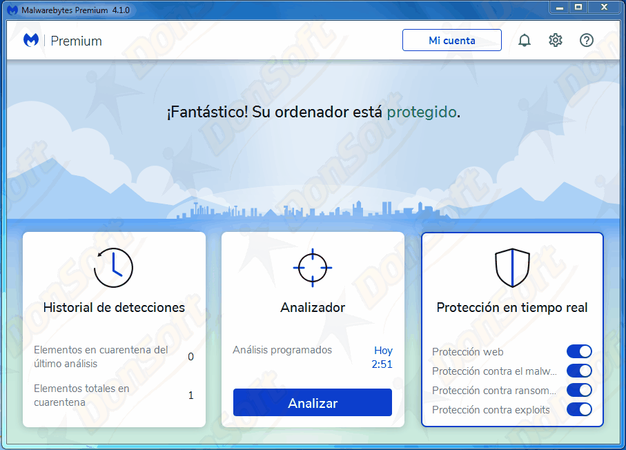 Manual Malwarebytes Antimalware 4.xx 910