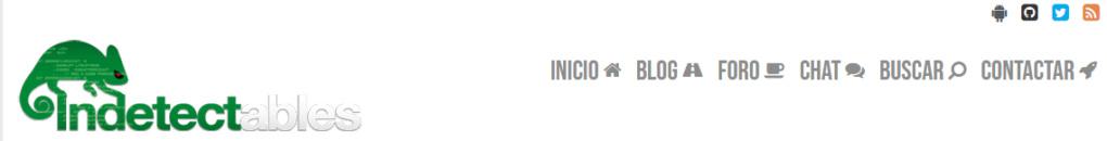 Como poner barra de menu a la par del logo o banner Indete10