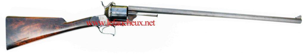 Carabine revolver 12mm à broche  4copie10