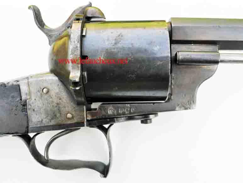 Carabine revolver 12mm à broche  5copie10