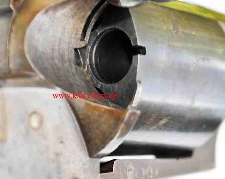 Carabine revolver 12mm à broche  6copie10