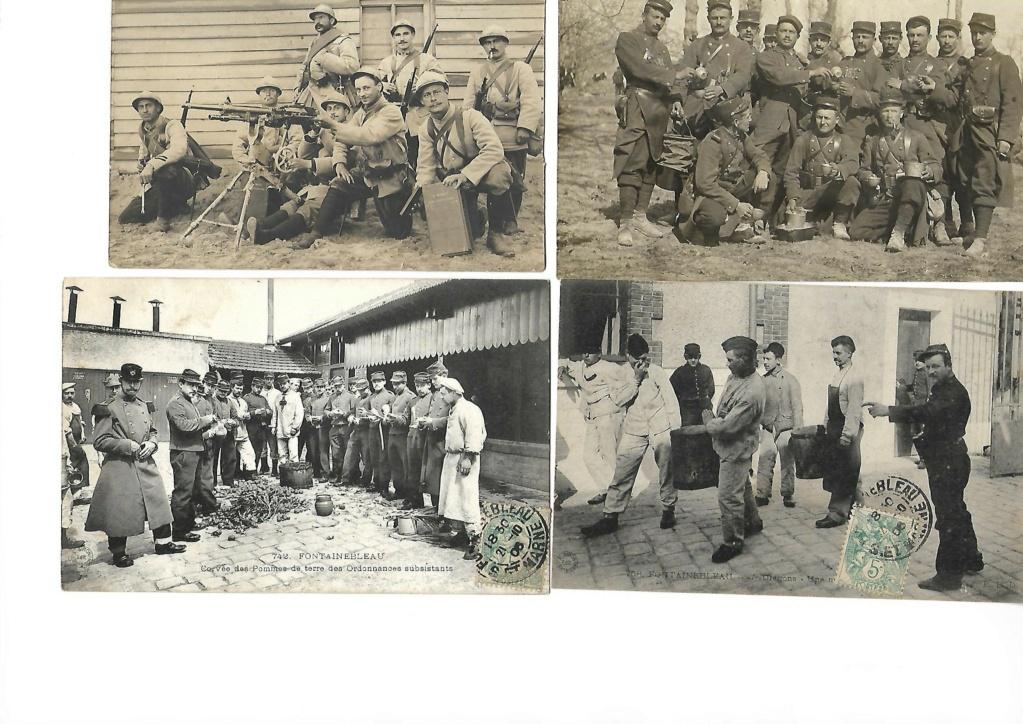 photos et cartes postales 1909/1918 B10