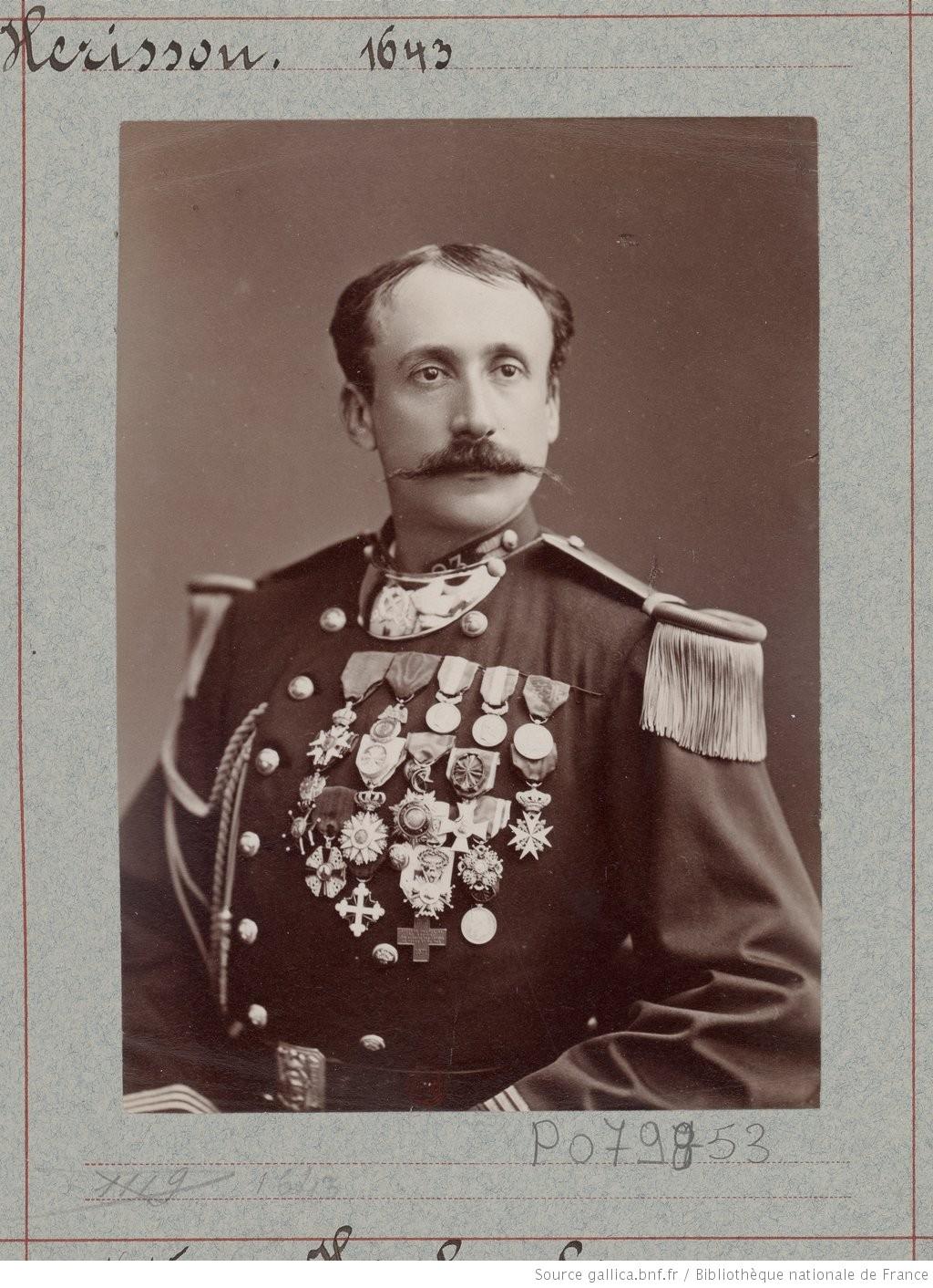 Mes médailles du Second Empire à la 3ème République. Comte_10
