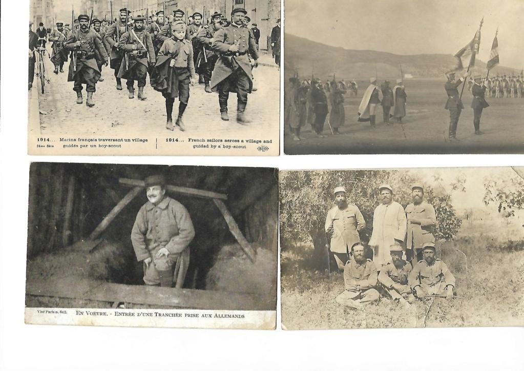photos et cartes postales 1909/1918 E10