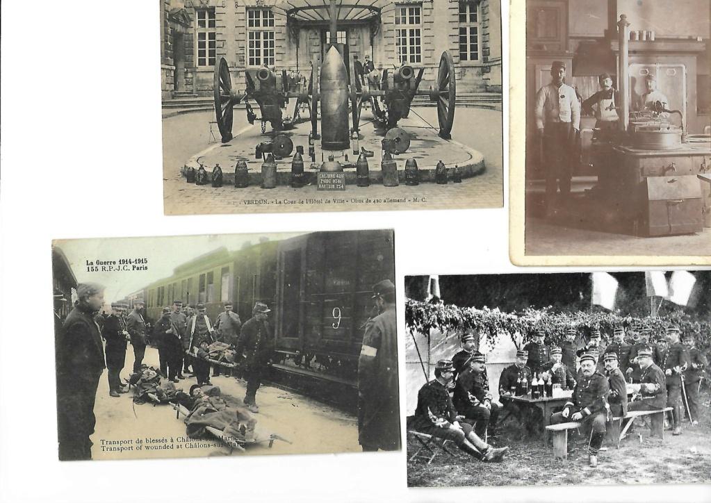 photos et cartes postales 1909/1918 G10