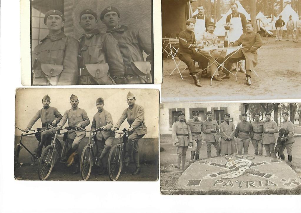 photos et cartes postales 1909/1918 H10