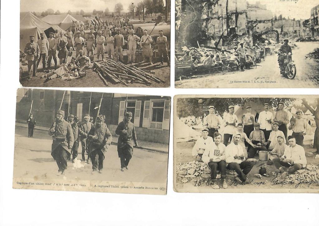 photos et cartes postales 1909/1918 I10