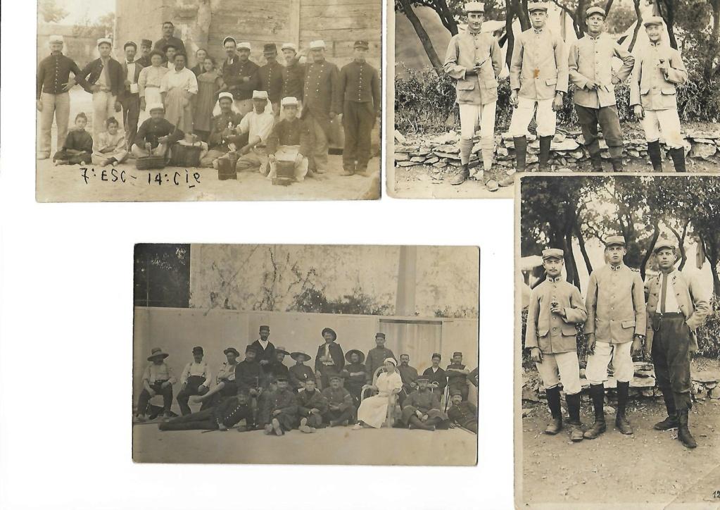 photos et cartes postales 1909/1918 J10