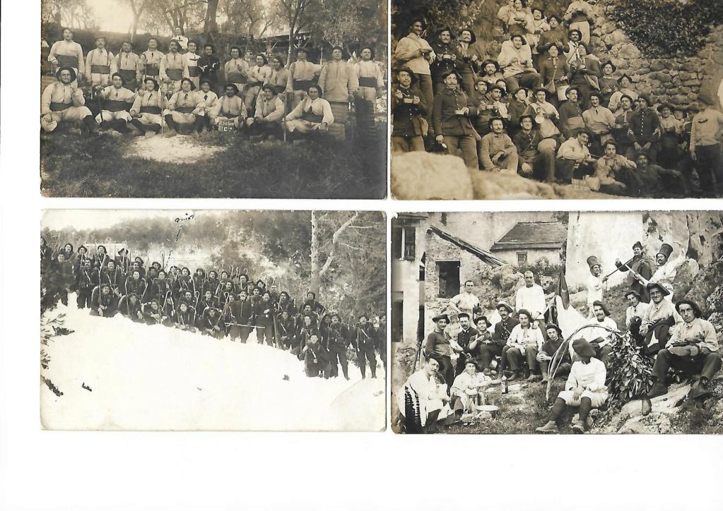 photos et cartes postales 1909/1918 L10