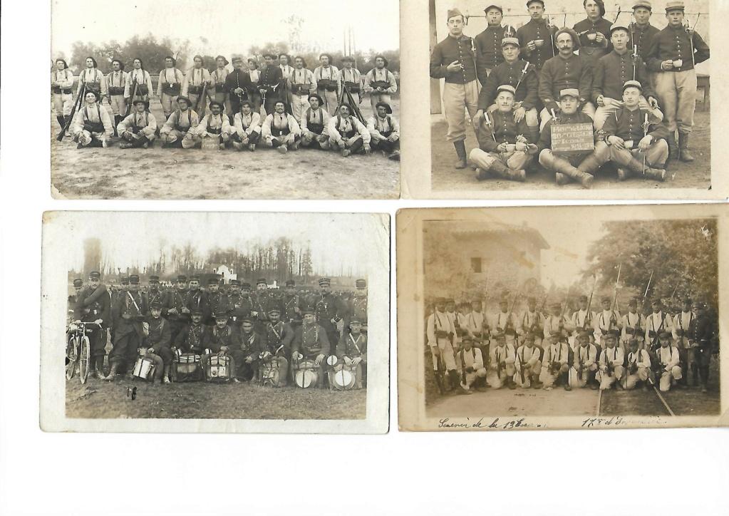 photos et cartes postales 1909/1918 M10