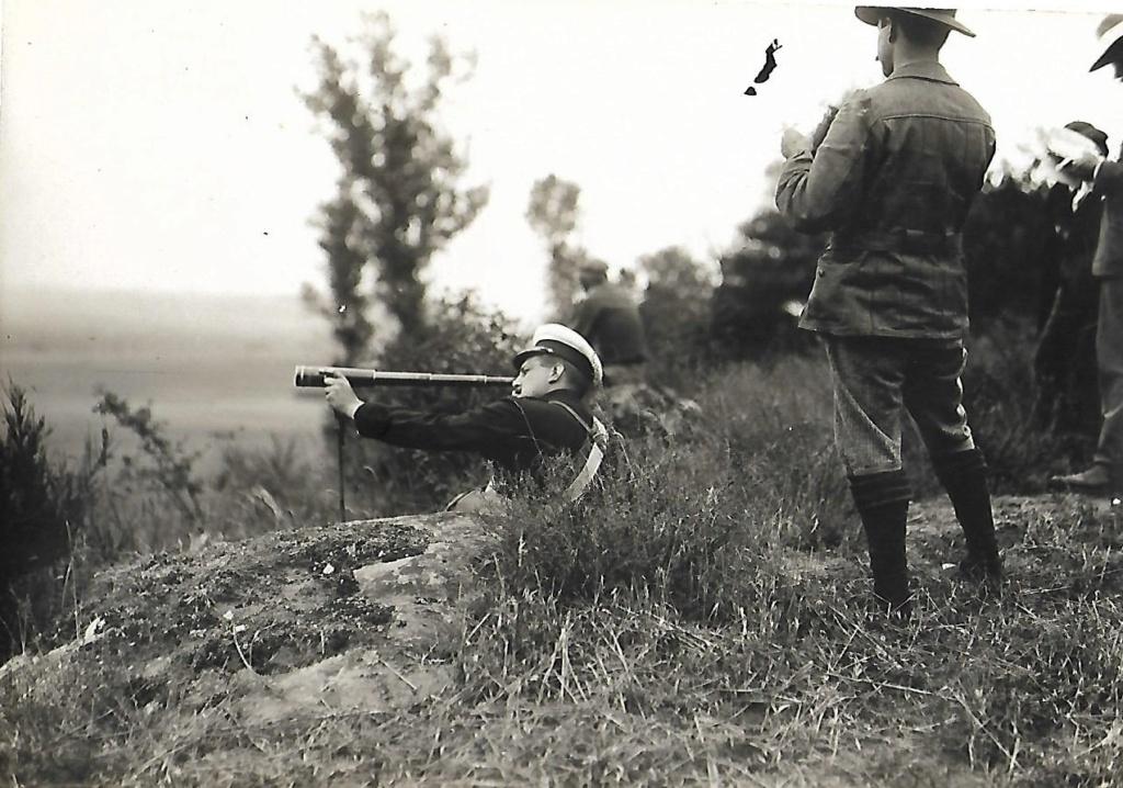 Manoeuvres du 2 ème corps d'armée 1906 Manoeu12