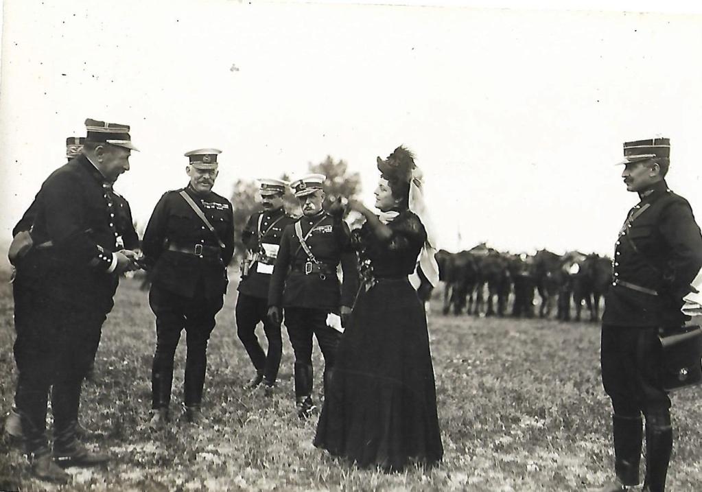 Manoeuvres du 2 ème corps d'armée 1906 Manoeu14