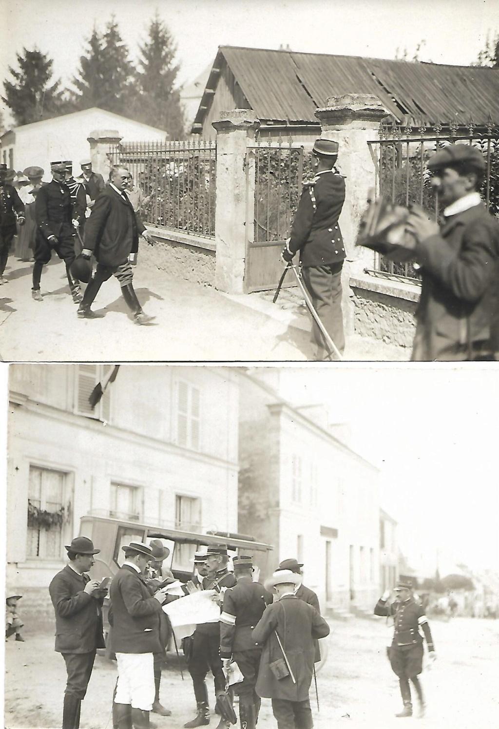 Manoeuvres du 2 ème corps d'armée 1906 Manoeu15