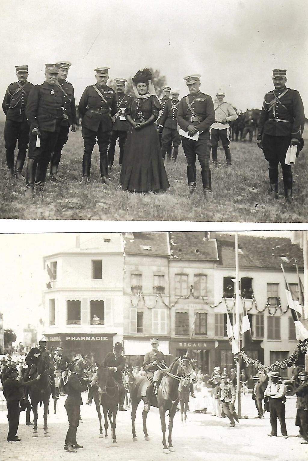 Manoeuvres du 2 ème corps d'armée 1906 Manoeu16